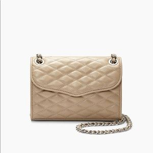 Rebecca Minkoff Quilted Affair in Sandstone - NWT!